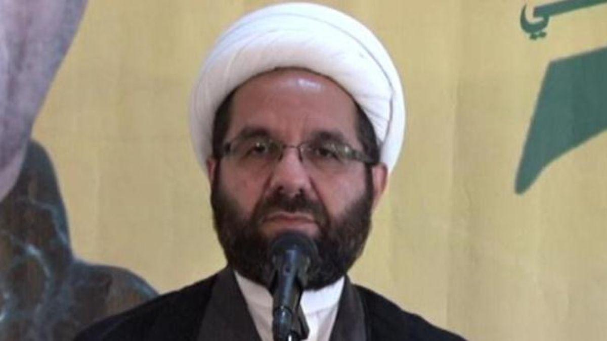 كلمة الشيخ علي دعموش في بلدة تولين 23-7-2017