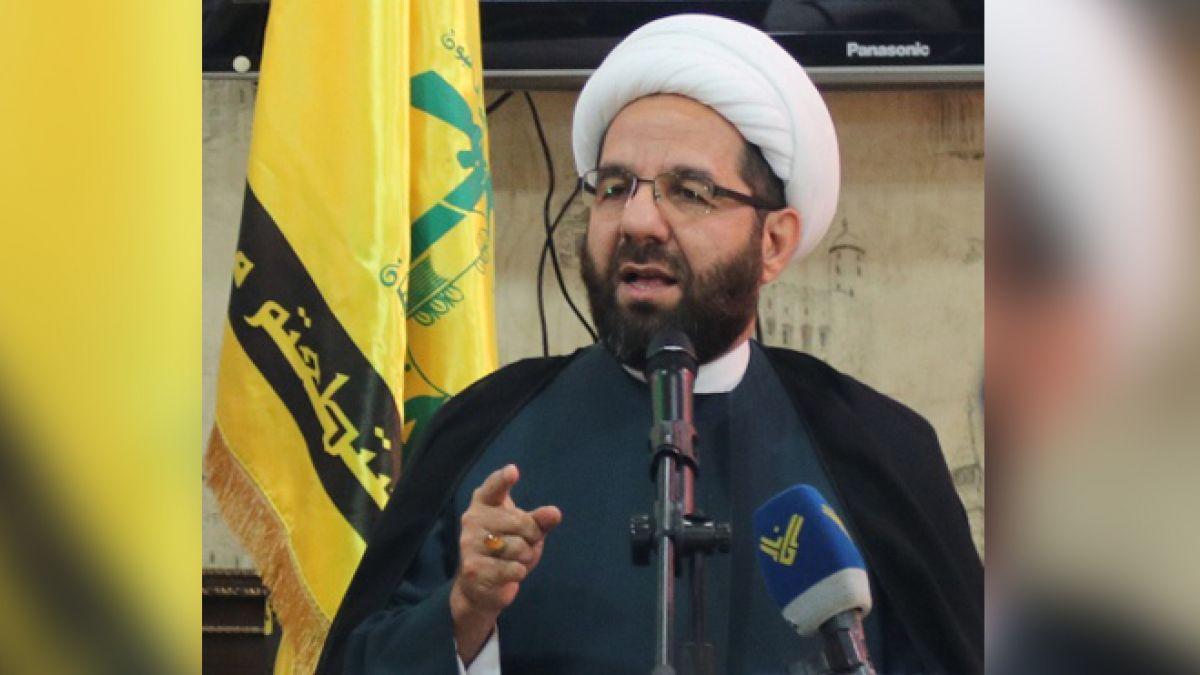 كلمة الشيخ علي دعموش في بلدة أنصارية 24-7-2017