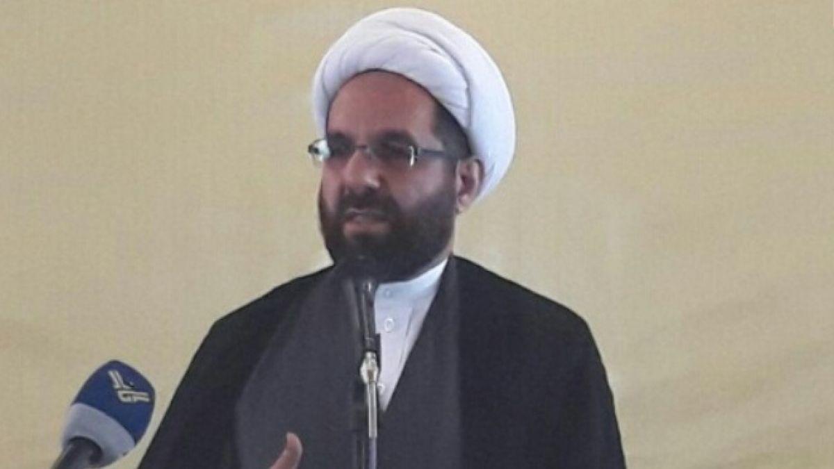 كلمة الشيخ علي دعموش في بلدة لاسا 31-7-2017