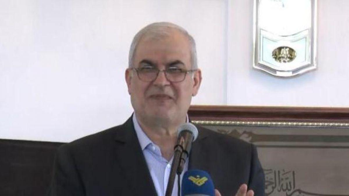 كلمة النائب محمد رعد في بلدة تبنين 30-7-2017