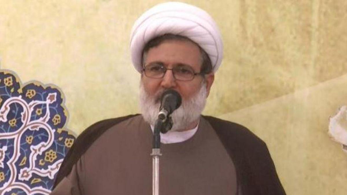 كلمة الشيخ حسن بغدادي في بلدة السماعية 8-8-2017