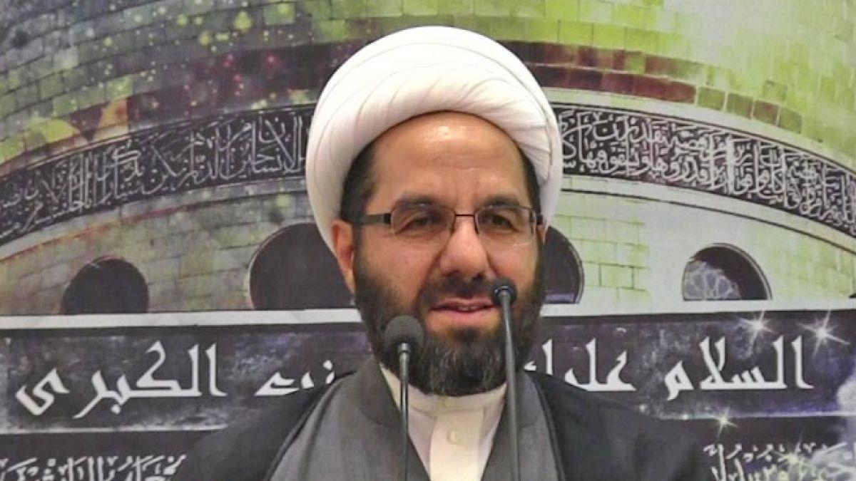 كلمة الشيخ علي دعموش في خطبة الجمعة 25-8-2017