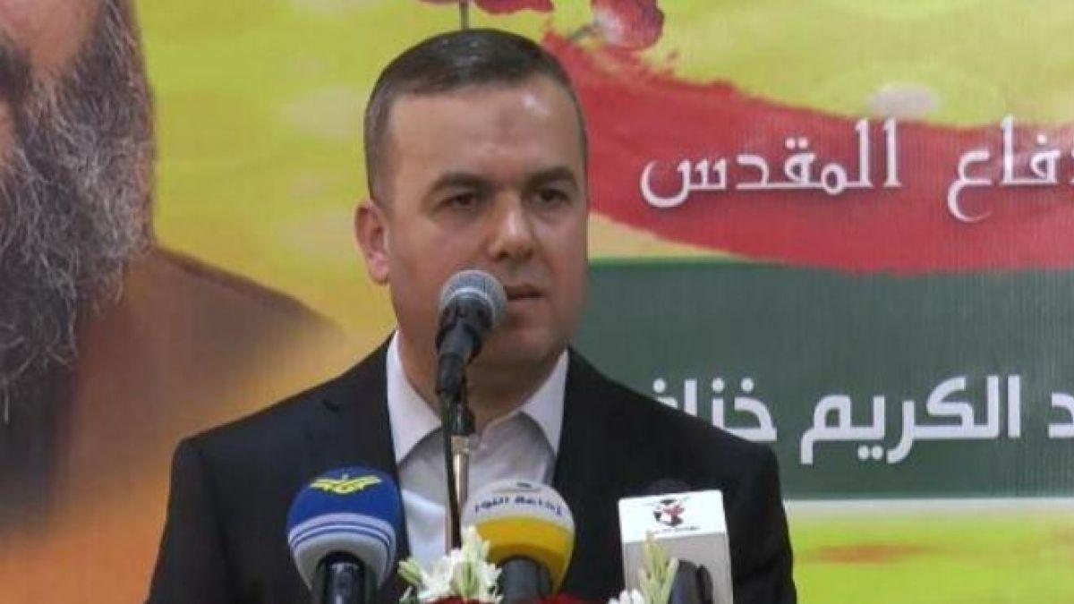 كلمة النائب حسن فضل الله في بلدة عيناثا 27-8-2017