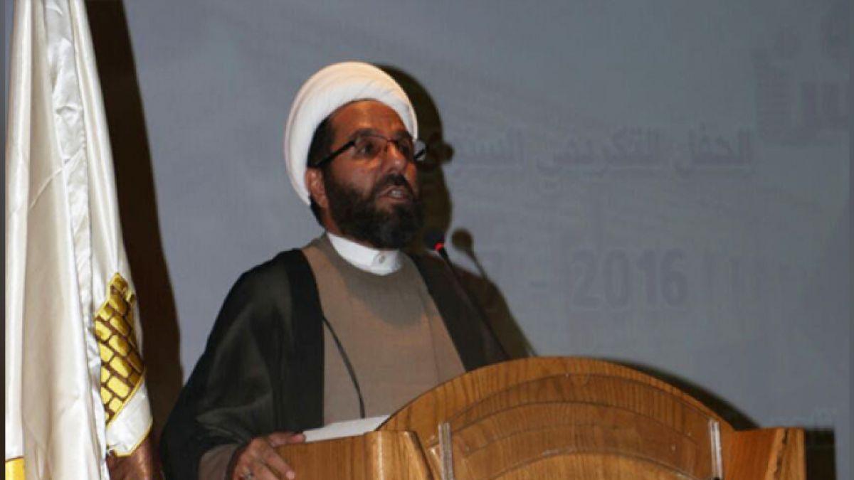 كلمة الشيخ علي دعموش في قاعة الجنان 29-8-2017