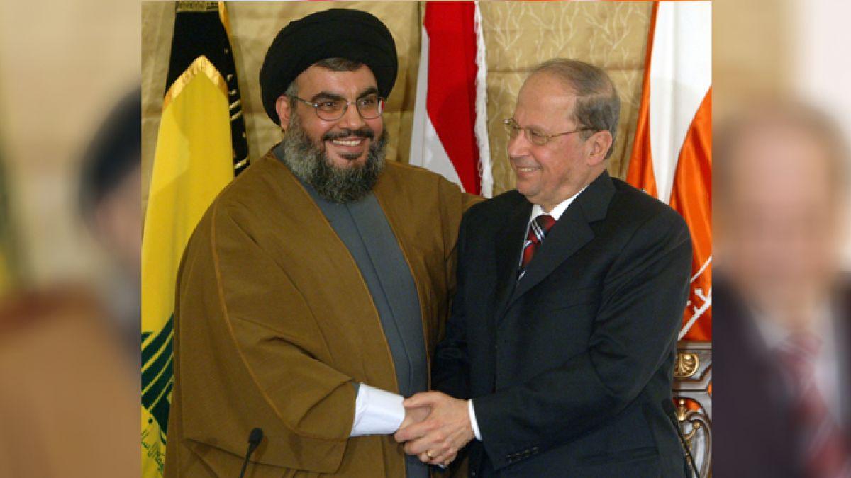 بيان حزب الله لمناسبة الذكرى 12 لتفاهم حزب الله والتيار الوطني الحر 5-2-2018