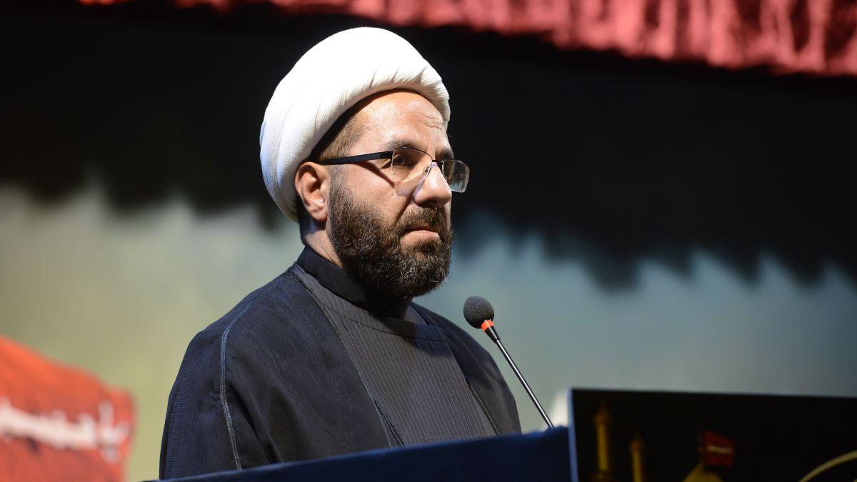 كلمة للشيخ علي دعموش في خطبة الجمعة  23-2-2018