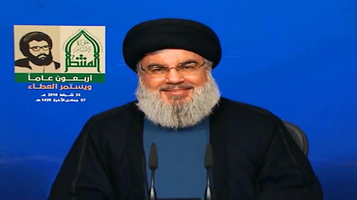 كلمة سماحة السيد حسن نصر الله في الذكرى الأربعين لتأسيس حوزة الإمام المنتظر .24-2-2018
