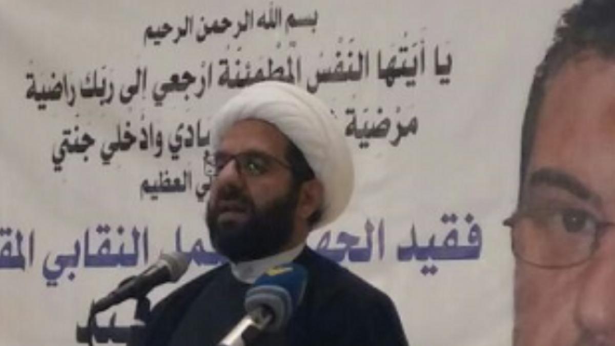 كلمة الشيخ علي دعموش في منطقة بعلبك 12-3-2018
