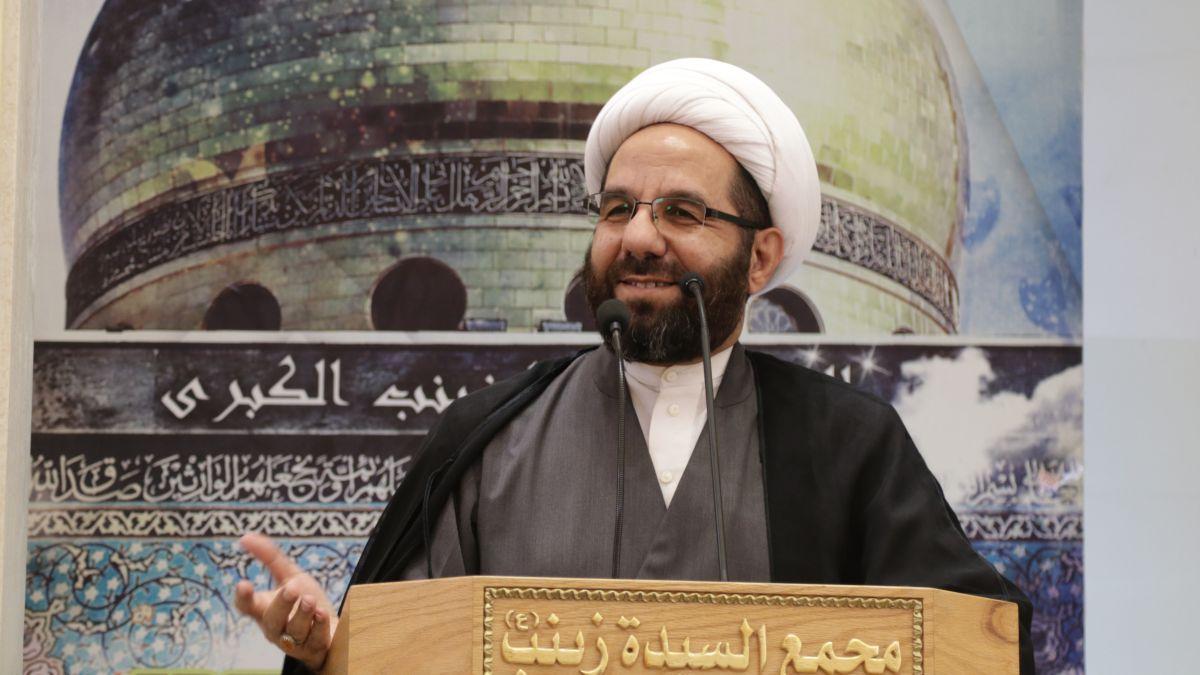 كلمة لنائب رئيس المجلس التنفيذي في حزب الله الشيخ علي دعموش 23-3-2018