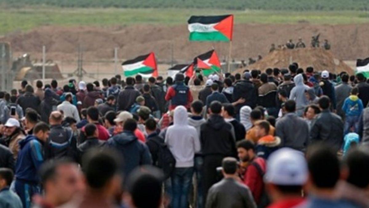 بيان حزب الله حول مسيرة العودة في غزة 30-3-2018