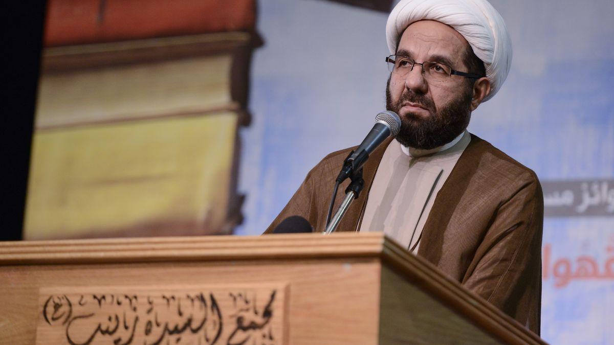 كلمة الشيخ علي دعموش خلال خطبة الجمعة  11-5-2018