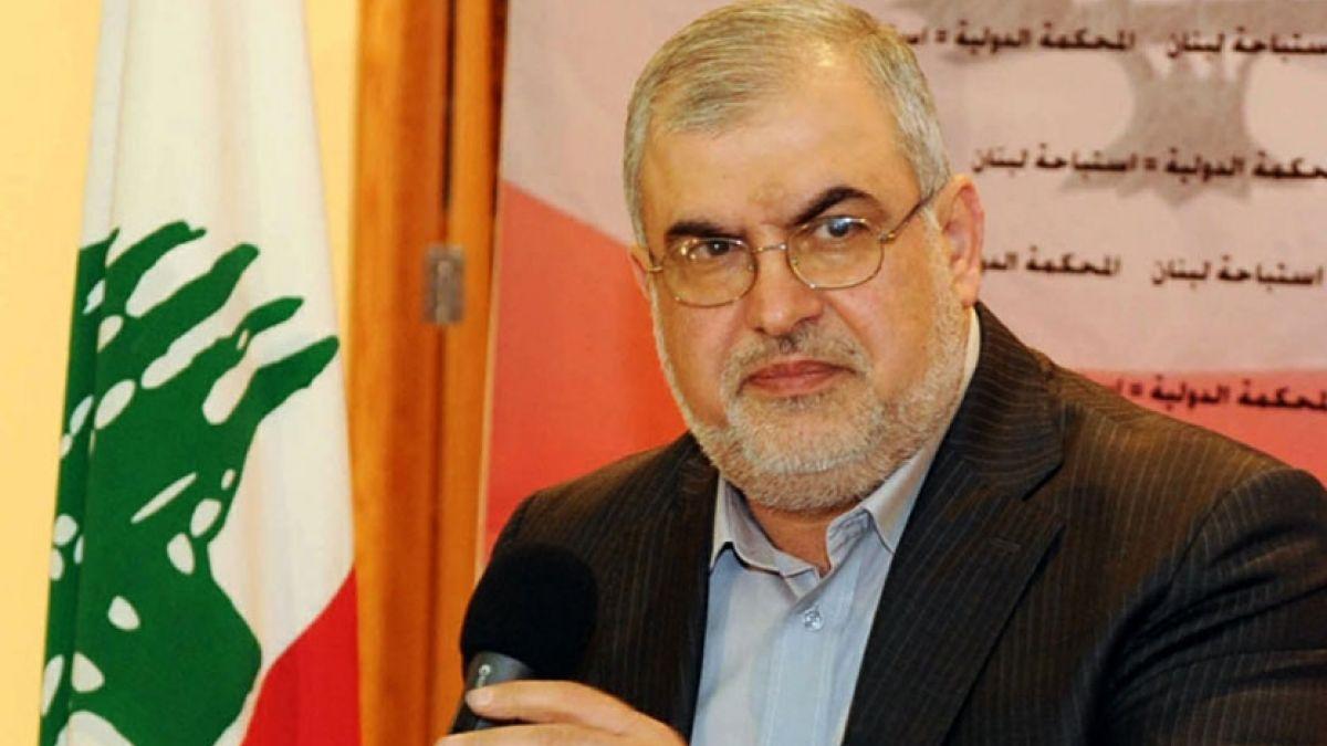 كلمة لرئيس كتلة الوفاء للمقاومة النائب محمد رعد  25-5-2018