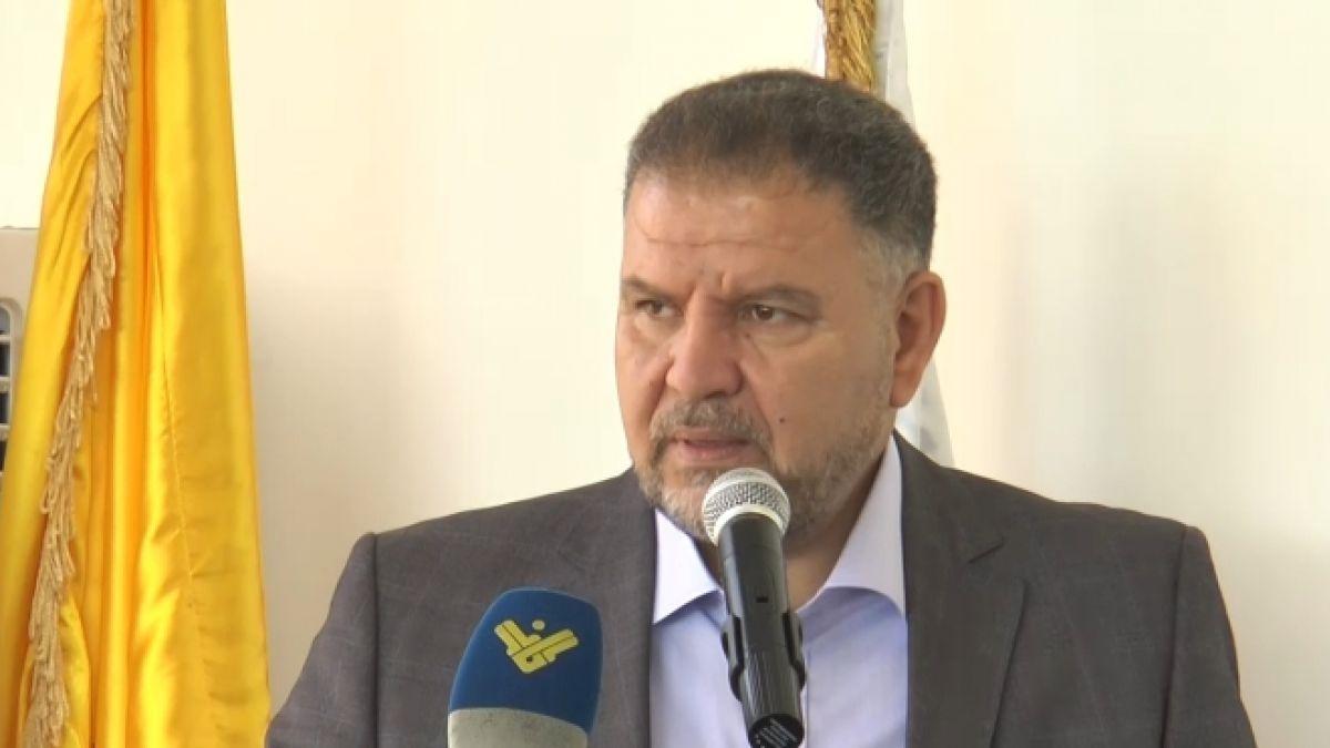 كلمة النائب علي فياض في بلدة رب الثلاثين 9-7-2018