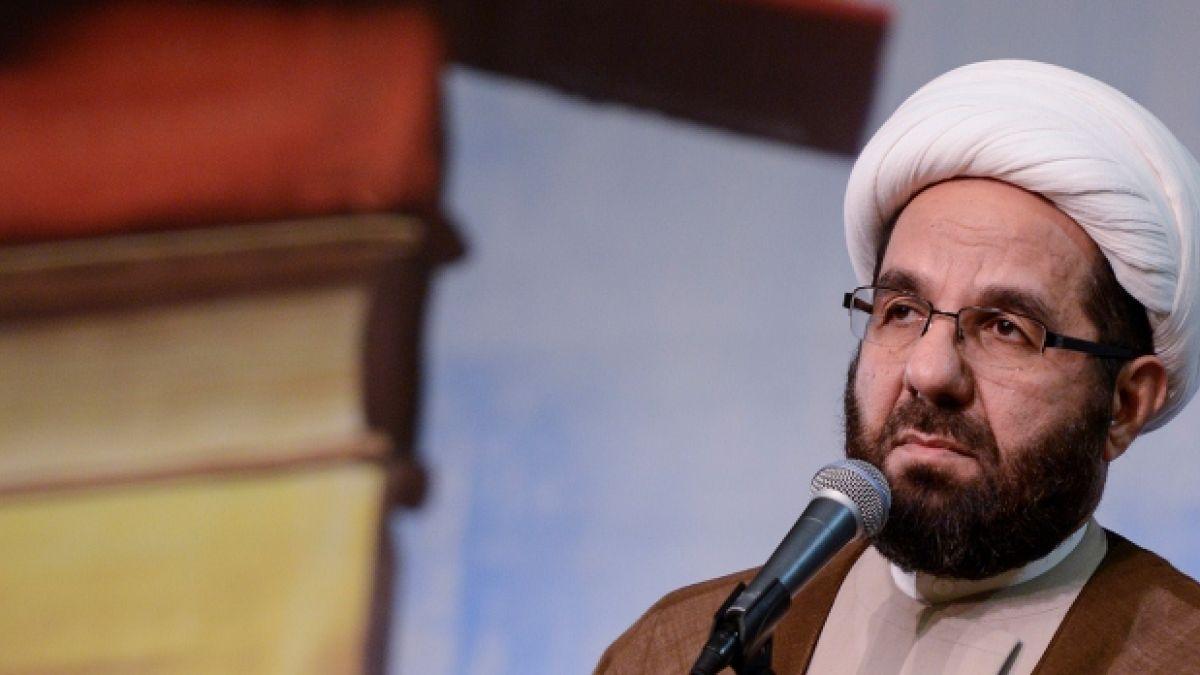 كلمة  الشيخ علي دعموش في  بلدة أنصارية 9-7-2018