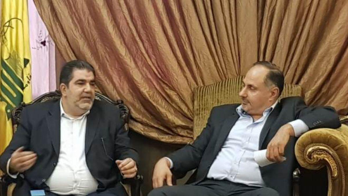 لقاء لجنة العودة في التيار الوطني الحر مع حزب الله 30-7-2018