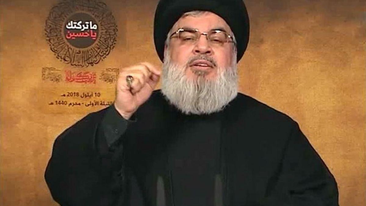 كلمة امين عام حزب الله  السيد حسن  نصر الله في الليلة الاولى من محرم 2018