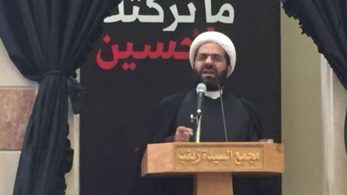 كلمة الشيخ علي دعموش في خطبة الجمعة 14-9-2018