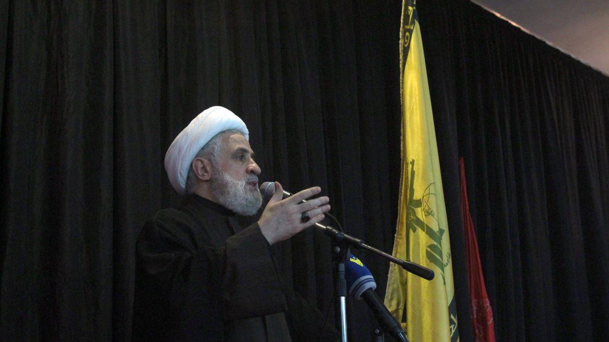 كلمة الشيخ نعيم قاسم خلال احتفال تأبيني في بلدة السلطانية 21-10-2018