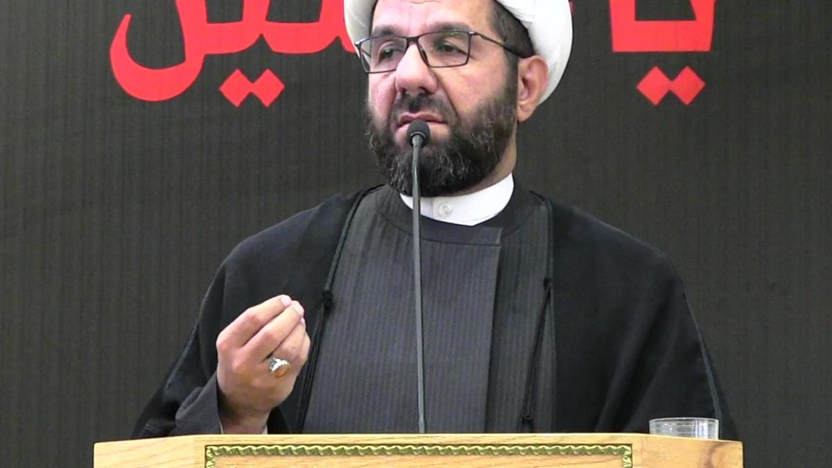الشيخ علي دعموش في موقف الجمعة 2-11-2018