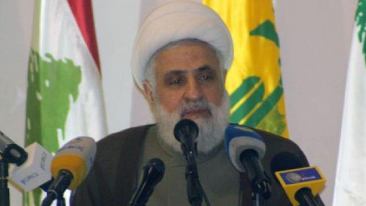 كلمة الشيخ نعيم قاسم في لقاء سياسي 8-11-2018