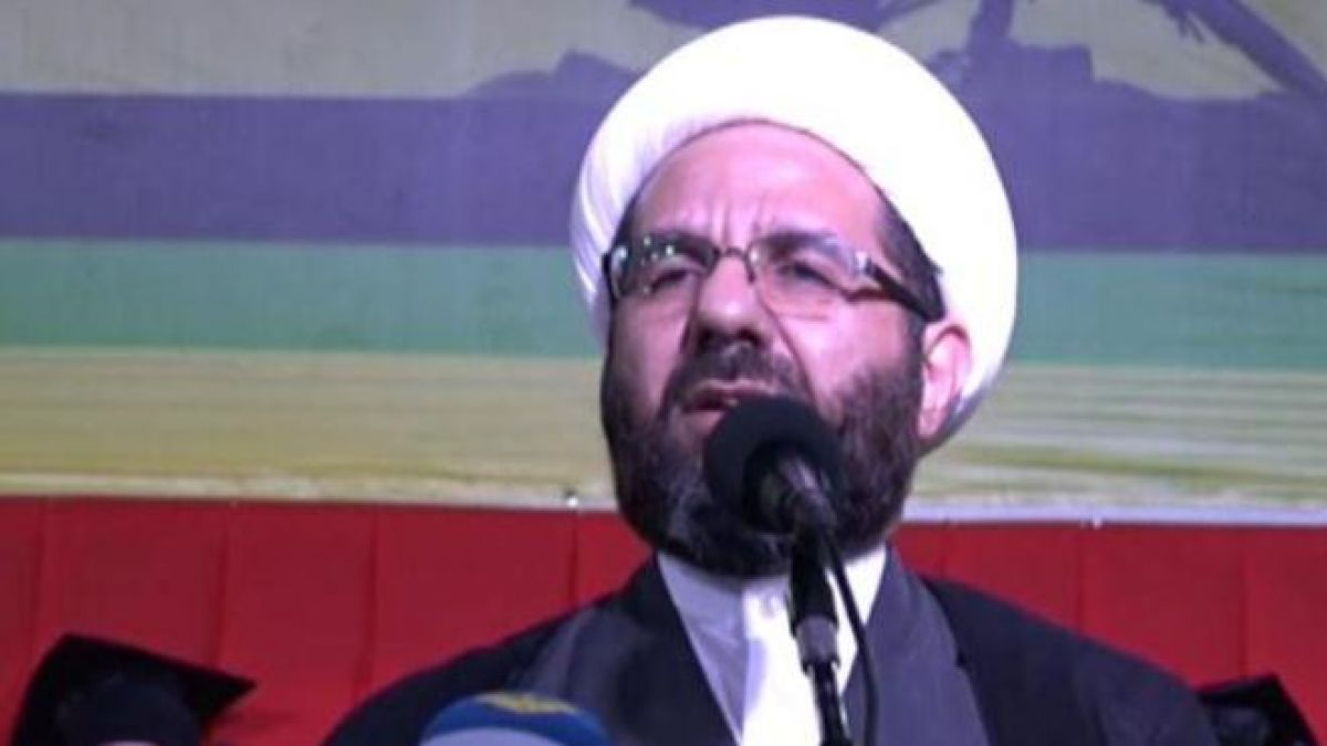 كلمة الشيخ علي دعموش خلال حفل تأبيني في بلدة الحلوسية 3-3-2019