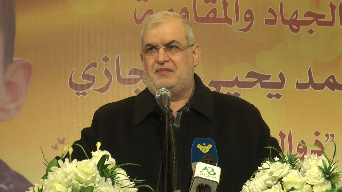 كلمة النائب محمد رعد في قبريخا 31-3-2019