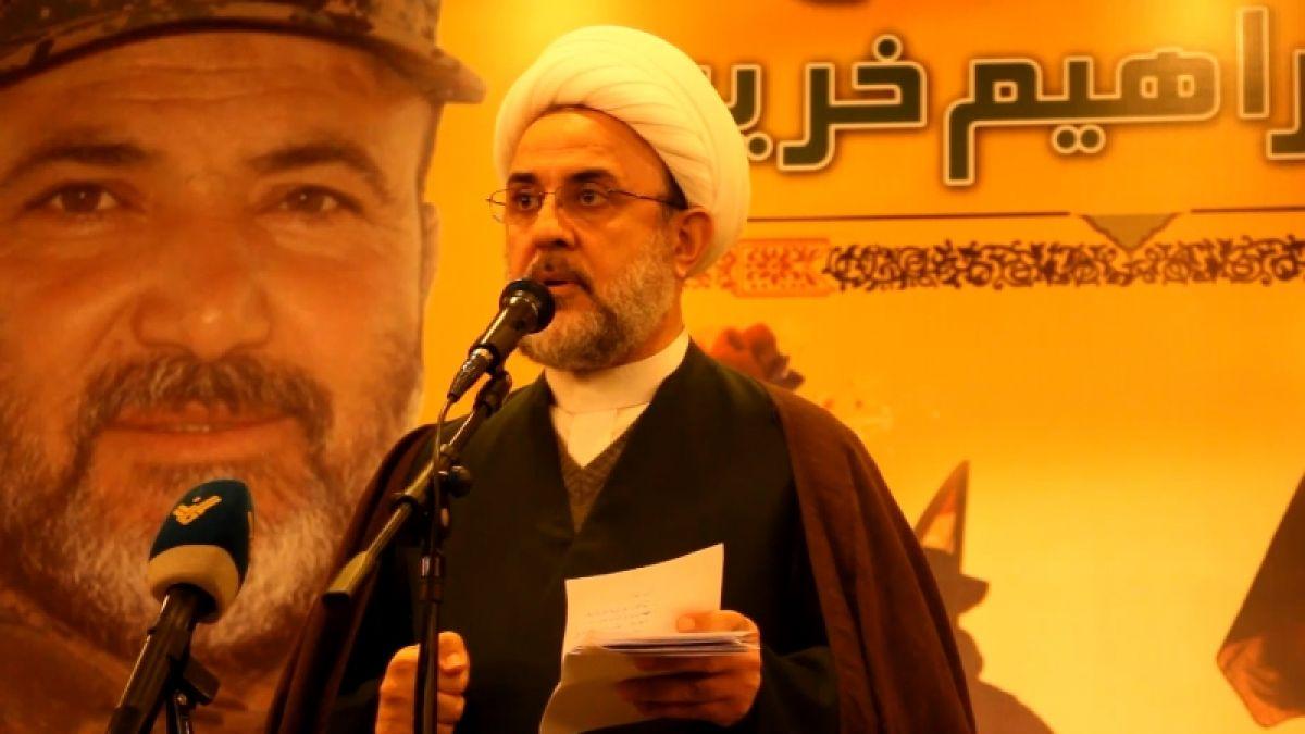 كلمة الشيخ نبيل قاووق في بلدة الخيام 7-4-2019