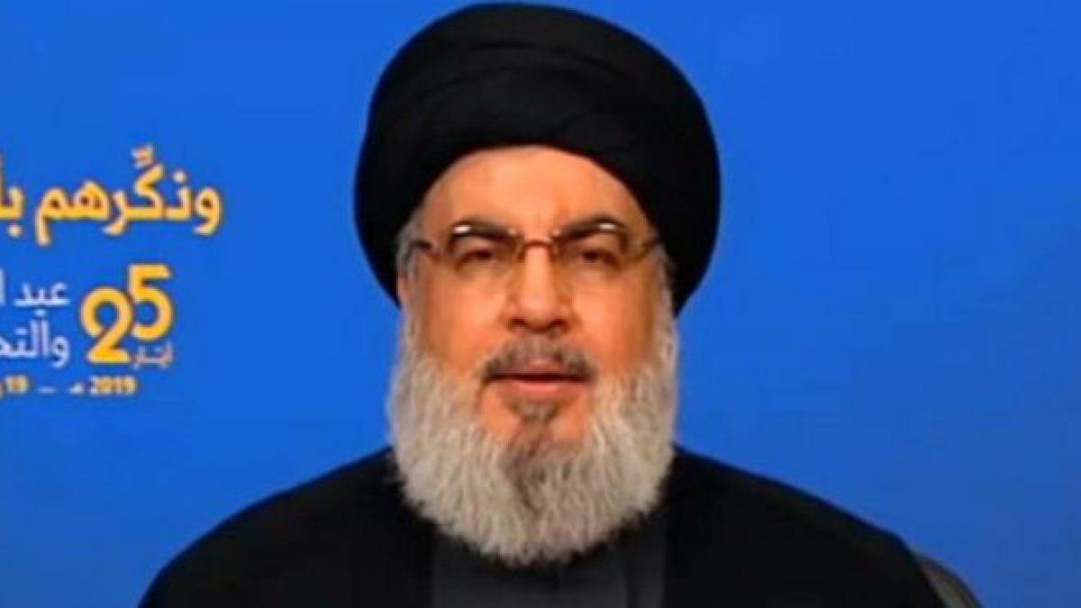 كلمة السيد حسن نصرالله بمناسبة عيد المقاومة والتحرير 25-5-2019