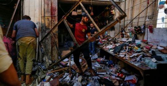 بيان حزب الله حول التفجير الإرهابي في مدينة الصدر 19-7-2021
