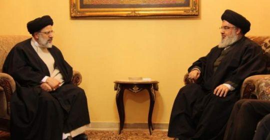 برقية جوابية من سماحة رئيس الجمهورية الإسلامية في إيران آية الله السيد إبراهيم رئيسي لسماحة السيد حسن نصرالله 1-9-2021