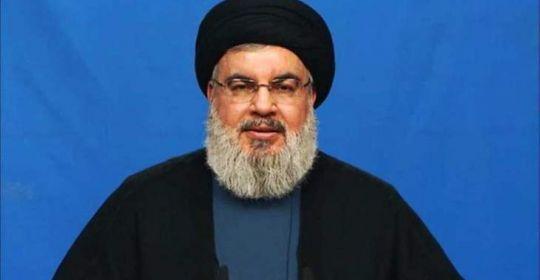 كلمة للأمين العام لحزب الله سماحة السيد حسن نصر الله حول آخر التطورات والمستجدات 12-9-2021