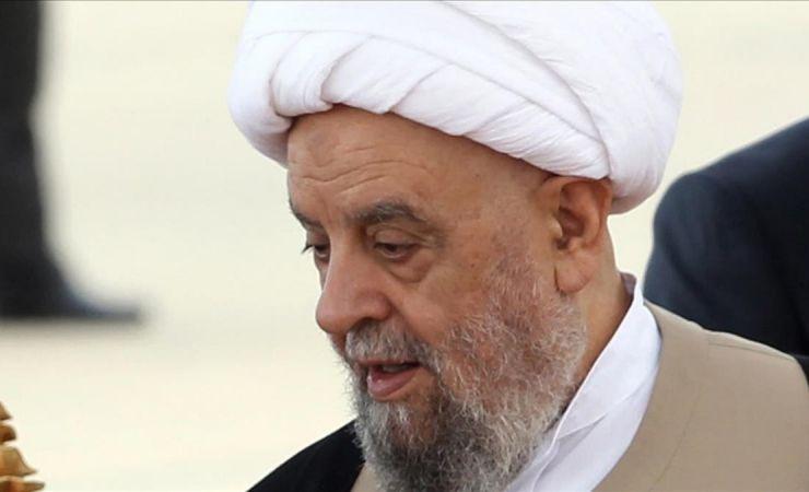 بيان تعزية صادر عن حزب الله بوفاة الشيخ عبد الأمير قبلان 4-9-2021