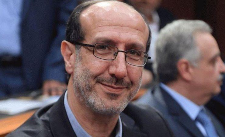 اتصال بين النائب ابراهيم الموسوي ووزير الخارجية ناصيف حتي 25-3-2020